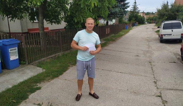 Ulica Sadowa doczeka się w końcu remontu? Decyzja wojewody jeszcze w listopadzie