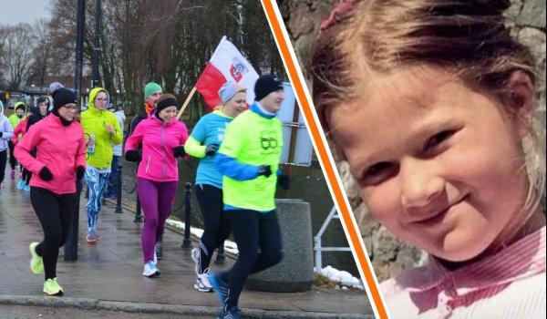 Giżycczanie wezmą udział w marszobiegu, żeby pomóc Michalinie wygrać z rakiem