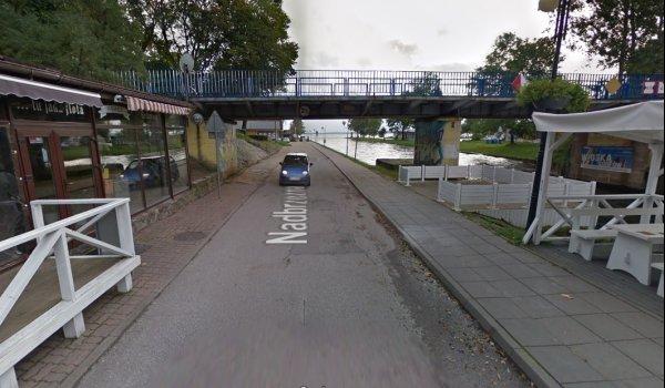 Pozytywna interwencja! Część ulicy Nadbrzeżnej wyłącznie dla pieszych i rowerzystów