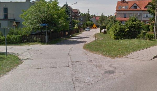 Wniosek o remont ulicy Sadowej