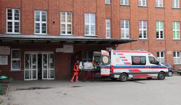 Aktywne Giżycko z embargiem na pomoc miejskiej spółce zarządzającej szpitalem